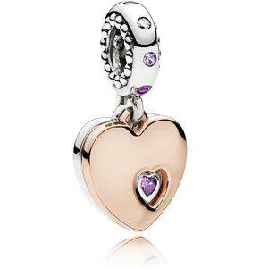 ♉Pandora sterling silver charm